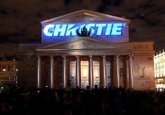 Christie Intro for the Bolshoi Theatre