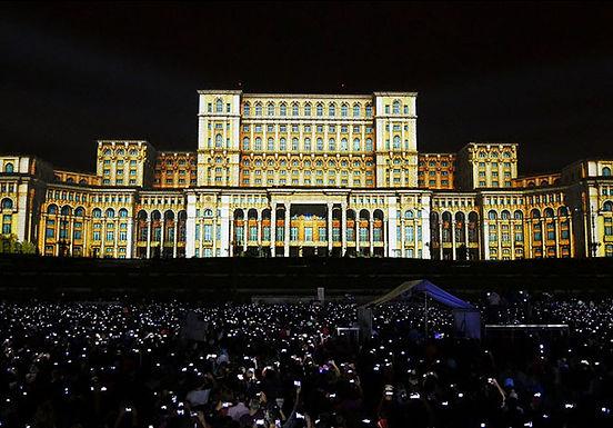 iMapp 555 - Bucharest Parliament