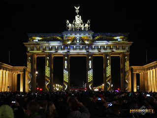 A spectacular night is coming up soon  - Berlin Festival of Lights 2015
