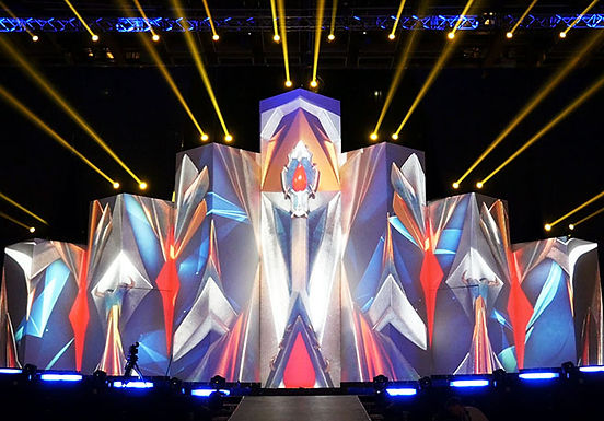 Stage Mapping for Battle of Champions 7