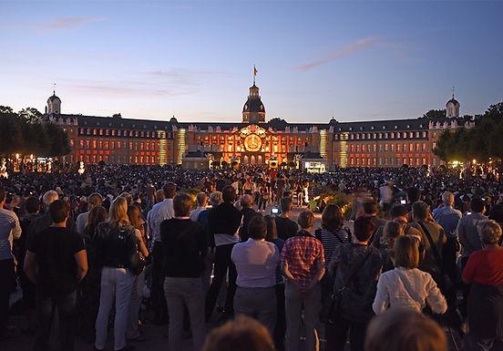 Palace of Karlsruhe - Legacy