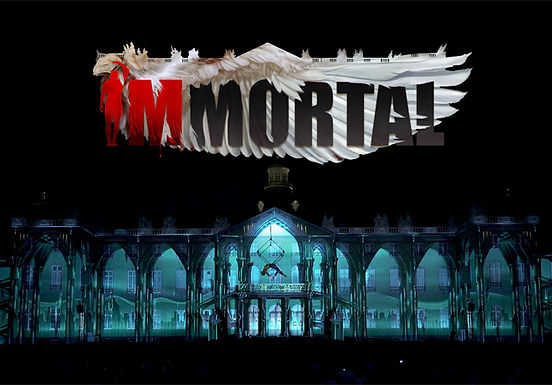 I'MMORTAL - Projection Mapping on Palace of Karlsruhe for Schlosslichtspiele 2018