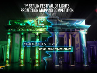 Participate in the Berlin Festival of Lights 2015!