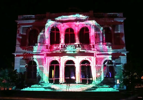 Chartres en Lumieres 2014 - Videomapping contest - 1st Prize
