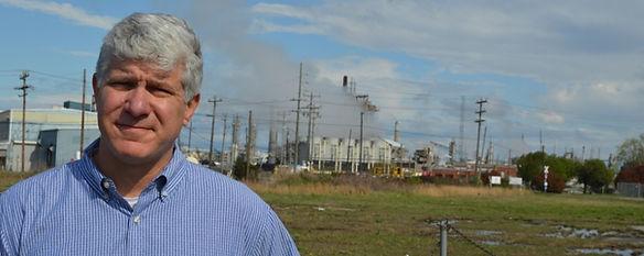 Howard Ernst in Hopewell, VA.JPG