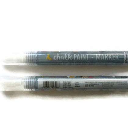 Krijtstift Urban Grey La Pajarita
