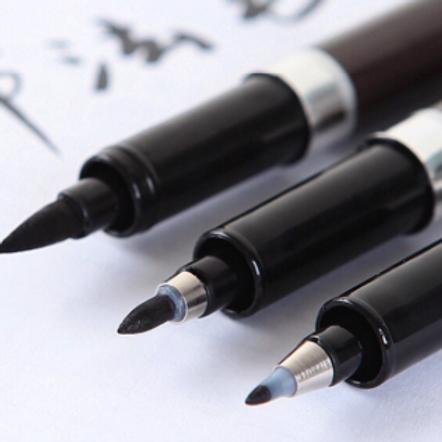 Japanse kalligrafiestiften
