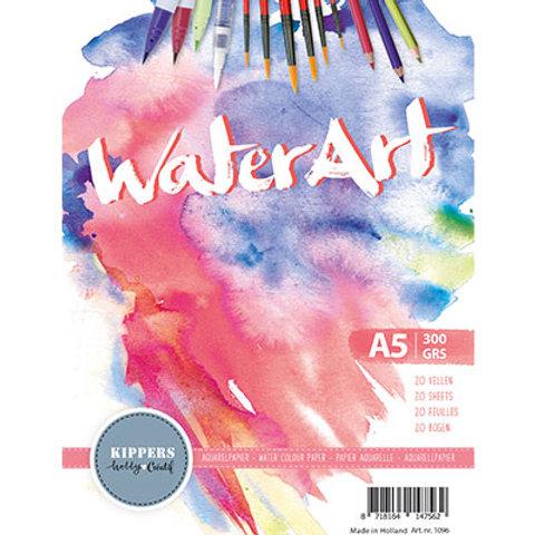 Aquarelpapier A5