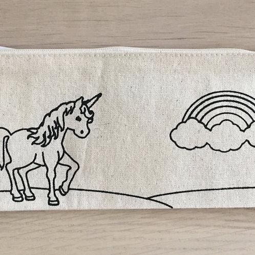Pennenzak unicorn