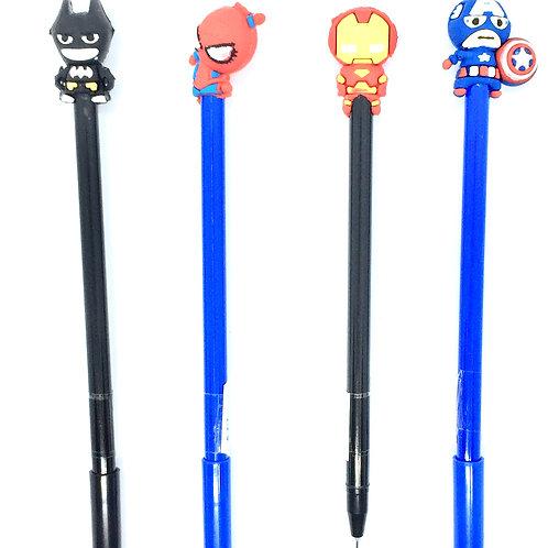 Superhelden pennen