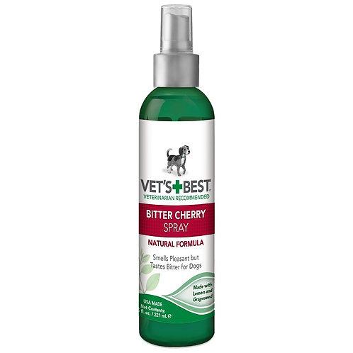 ווטס בסט ספרי נגד כירסום לכלבים Vet's Best Bitter Cherry Anti-Chew Spray