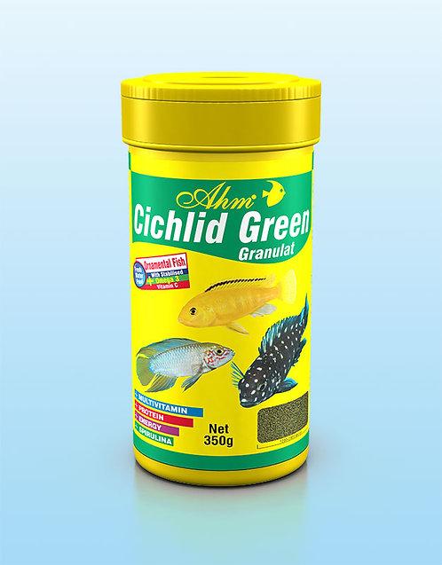מזון לדגי ציקליד גרין AHM