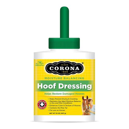 "Hoof-dressing קורונה שמן לפרסות 907 מ""ל"