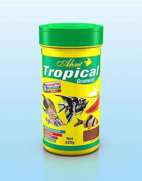 מזון לדגי טרופיקל TROPICAL GRANULAT
