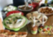 דוכני מזון אוכל עמדת פלאפל