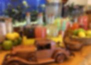 דוכני מזון אוכל עמדת משקאות קלים