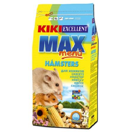 קיקי מזון לאוגר 1 קילו Kiki Hamsters
