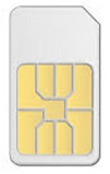 Regular SIM Card