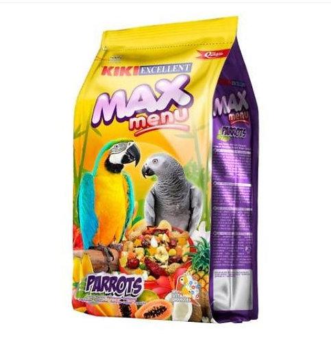 קיקי מזון לתוכי גדול 2 קילו Kiki Complete Food For Large Parrots