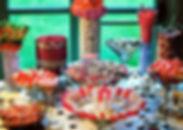 דוכני מזון אוכל בר מתוקי