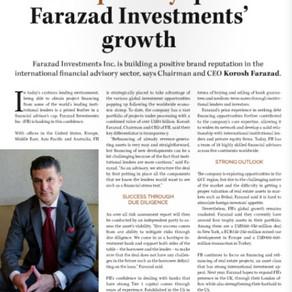 Transparency Spurs FI Growth - Gulf 2020, Gulf News CEO Report - 2015