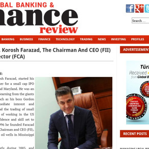 Global Banking & Finance Review - 2013