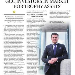 GCC Investors in Market for Trophy Assets