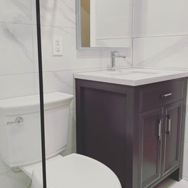 Bathroom Renovation and Tile Installation