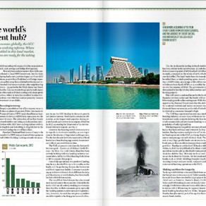 Is GCC the world's local investment hub?