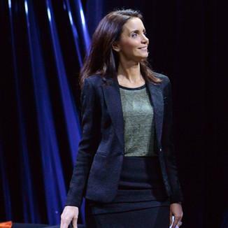 Geraldine Le Meur: Entrepreneur for Entrepreneur: LeWeb
