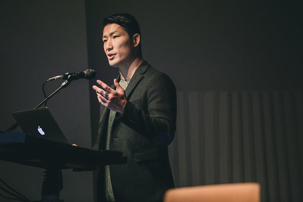 Masaaki Hasegawa conference creativity.j