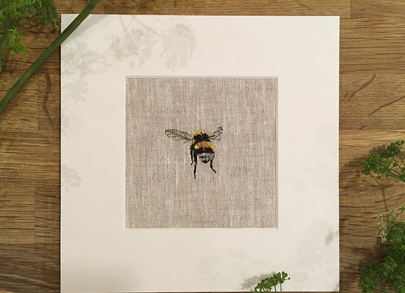 Fine Art Giclee Bee Study III Print
