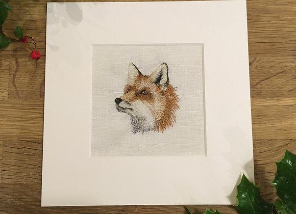 Fine Art Giclee Fox Print