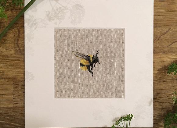 Fine Art Giclee Bee Study II Print