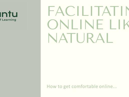 Facilitating Online Like A Natural