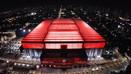 A presença do vidro nos estádios de futebol brasileiros