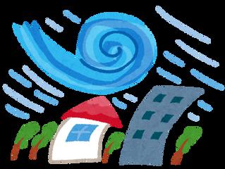 台風への対策
