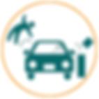 自動車保険アイコン|平塚 和田保険事務所
