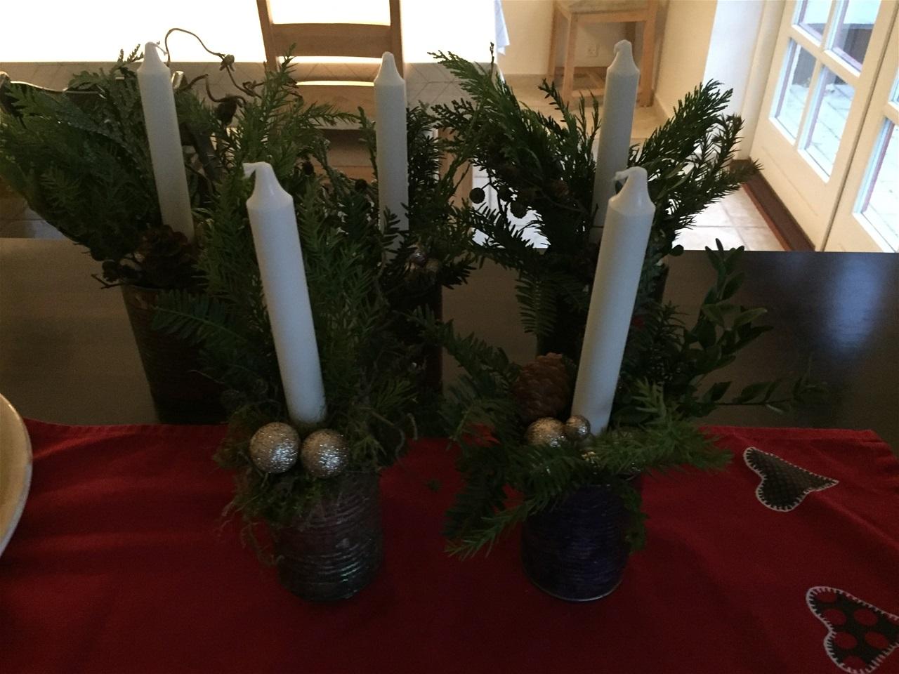 Jule dekorationer