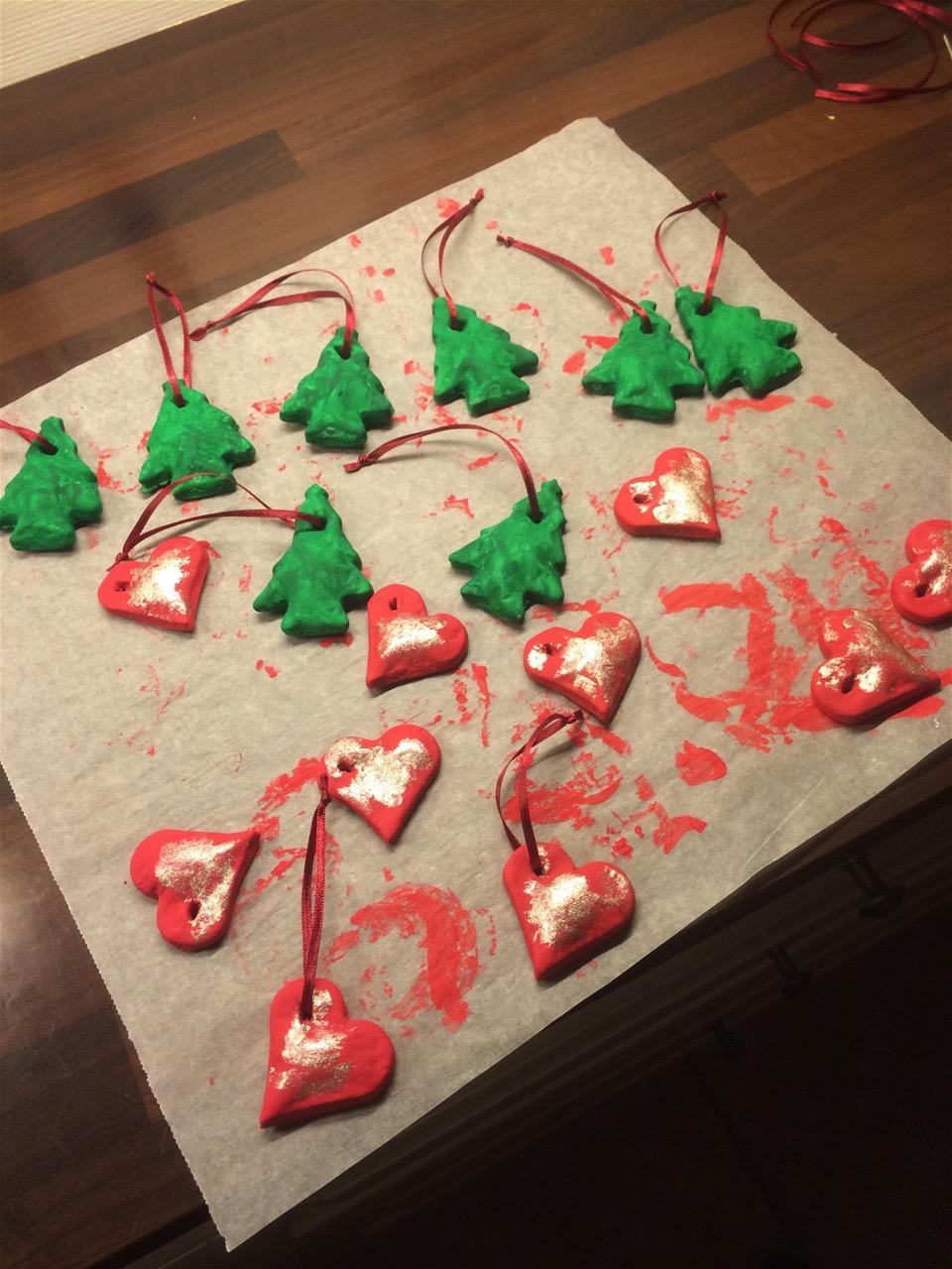 Juletræs pynt