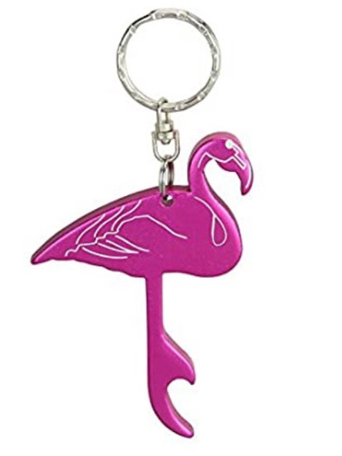Flamingo Bottle Opener/Keychain