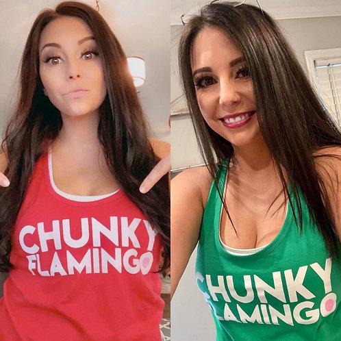 Women's Chunky Fam Racerback Tank