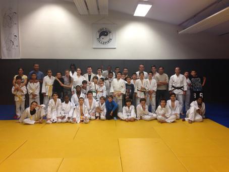 """Le Judo Club de Villepinte et son projet """"JAPON 2020"""""""