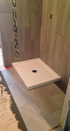 Renovation d'une salle de bain