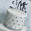 Thumbnail: Custom Cake Topper-Acrylic Cake Topper