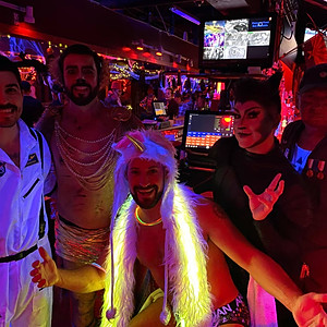Halloween at Charlie's