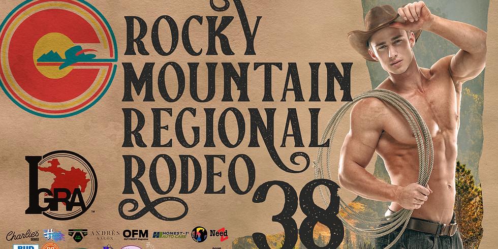 Rocky Mountain Regional Rodeo  July 9-11, 2021