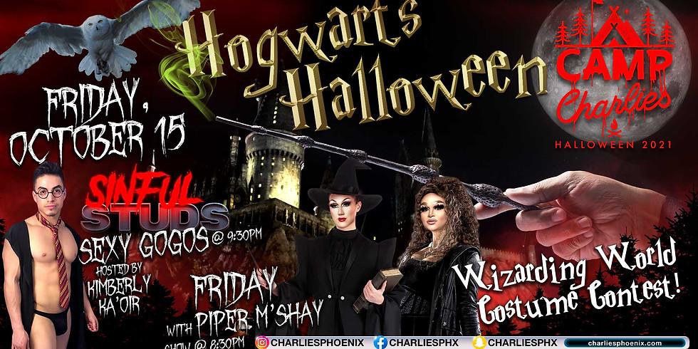 Hogwart's Halloween