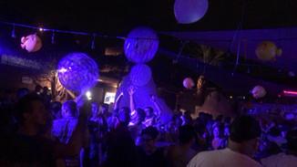 Foam Parties!