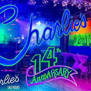 Charlie's Las Vegas 14th Anniversary